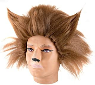 Cats Musical Costume Wig, Brown, Women's