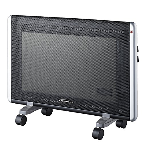 Soleus Air Wall-Mountable Micathermic Heater