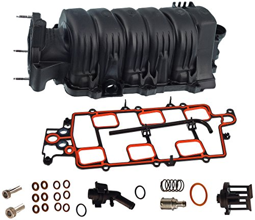 Dorman 615-180 Upper Plastic Intake Manifold - Includes Gaskets for Select Models (MADE IN USA)