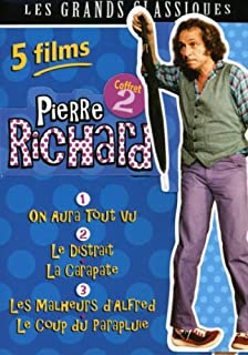 Pierre Richard // Coffret #2