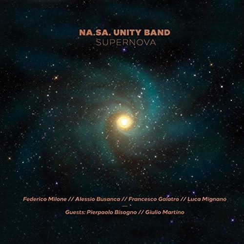 Na.Sa. Unity Band feat. Federico Milone, Alessio Busanca, Francesco Galatro, Luca Mignano, Pierpaolo Bisogno & Giulio Martino