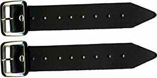 """Kilt Strap and Buckle 5"""" Extender 1.25"""" wide x 2 (Pair)"""