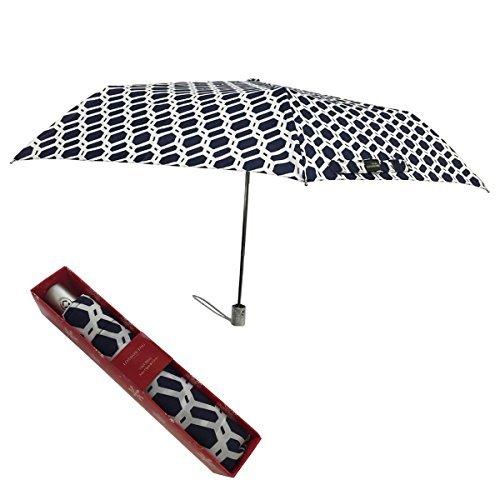 London Fog Travel Size Automatic Umbrella chain