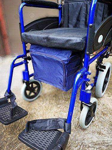 Bolsa para silla de ruedas bajo asiento