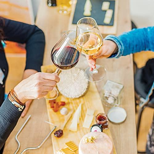Smartbox - Caja Regalo - Cata de quesos y vinos Online: envío de 2 Botellas y cuñas a Domicilio - Ideas Regalos Originales