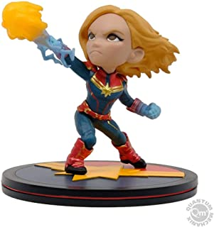 Quantum Mechanix Captain Marvel Q-Fig Diorama Standard