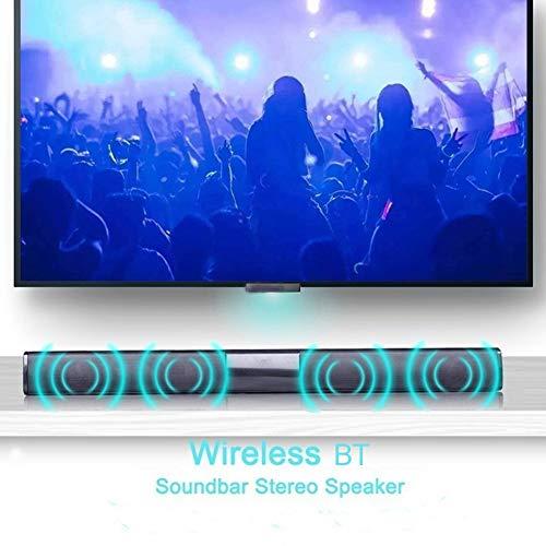NAttnJf Inalámbrico efecto sonoro Surround música estéreo Bluetooth altavoz audio estéreo Surround para portátil L