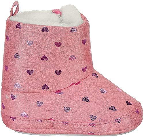 Sterntaler Mädchen Baby-Schuh Stiefel, Pink (Rosa 702), 19/20 EU (12-18M)