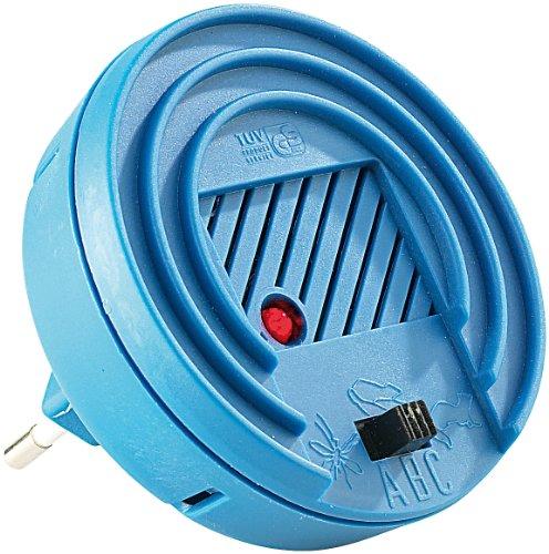 Exbuster Mäuseabwehr: 3in1-Steckdosen-Tiervertreiber gegen Mücken, Mäuse, Marder & Co. (Mäuse Vertreiben)