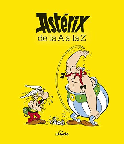 Astérix de la A a la Z (Vintage y nostalgia)