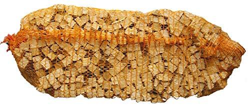 Anzündholz Amafino 5,5 kg im Tragesack, Weichholz, Kleinholz, Anfeuerholz