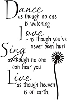 dance and love quotes