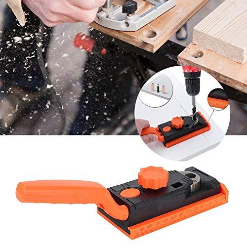 Pons, 2 in 1 15 graden ABS kunststof schuin perforator ponszoeker houtbewerkingsgereedschap