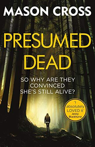 Presumed Dead: Carter Blake Book 5 (Carter Blake Series) (English Edition)