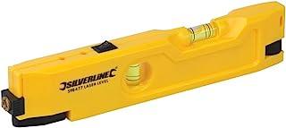 Silverline 598477 Mini Laser Level, 210 mm
