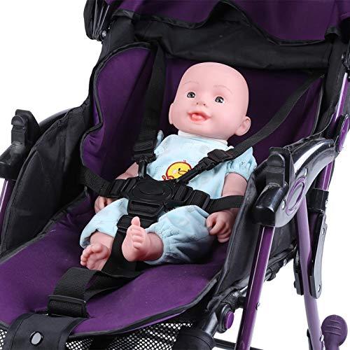 Snufeve6 Cochecito Cinturón de Seguridad Cinturón de Seguridad Correa de Asiento de bebé Cochecitos de bebé Cochecitos para sillas de bebé
