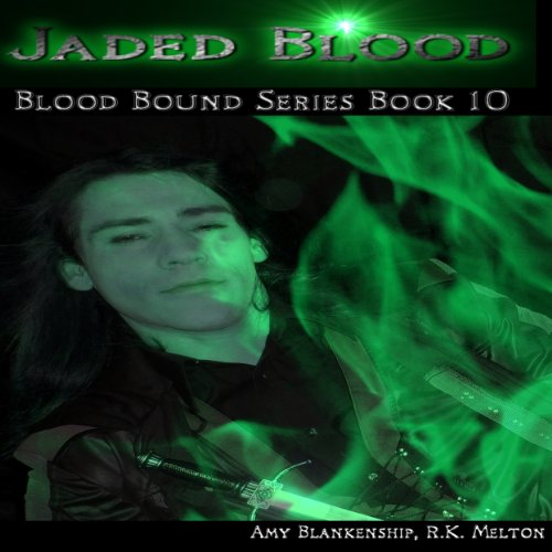 Jaded Blood audiobook cover art