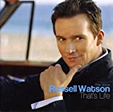 Songtexte von Russell Watson - That's Life