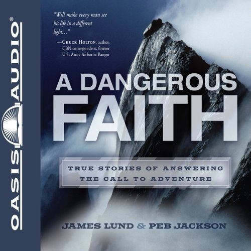 A Dangerous Faith cover art