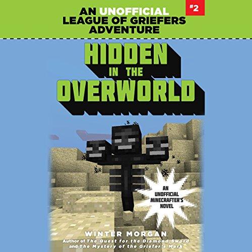 Hidden in the Overworld audiobook cover art