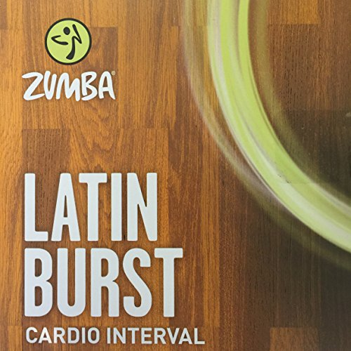 Zumba Fitness Latin Burst: Cardio Interval DVD