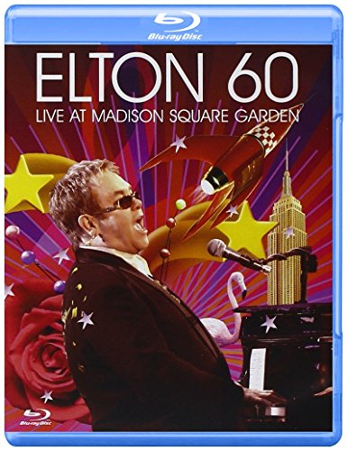 Elton John - Elton 60/Live at Madison Square Garden [Blu-ray]