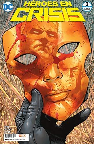Héroes en Crisis núm. 03 (de 9) (Héroes en Crisis O.C.)