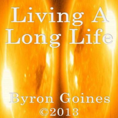 Living a Long Life audiobook cover art