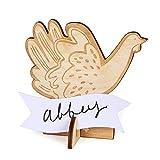 Meri Meri Wooden Turkey Thanksgiving Place Cards