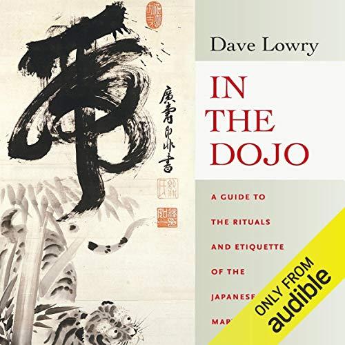 In the Dojo audiobook cover art