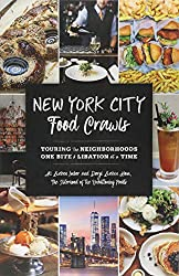 walking food tour NYC food crawl book