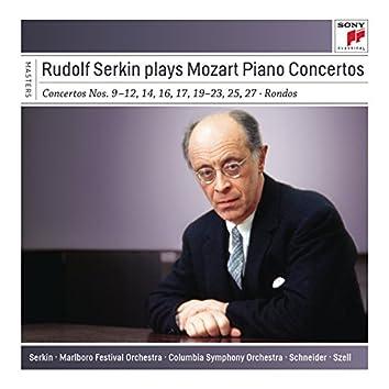 Rudolf Serkin Plays Mozart Piano Concertos