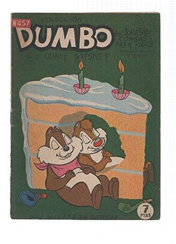 Dumbo numero 457: Juanito, Jorgito y Jaimito: Una monada de patito
