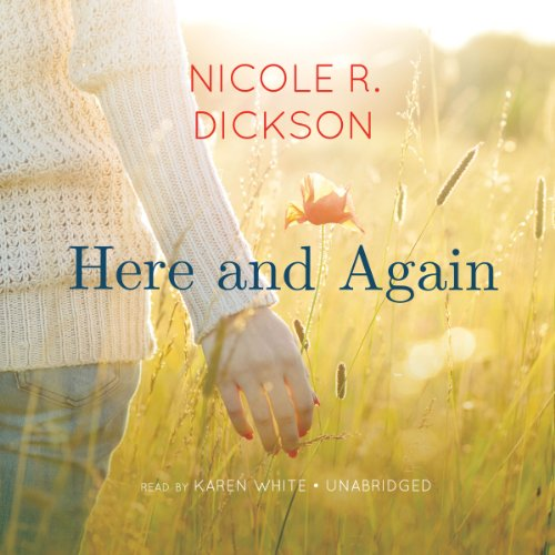 Here and Again audiobook cover art