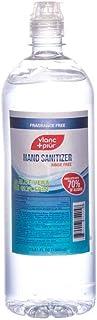 Case of 6 - Bulk Hand Sanitizer - 1 Liter Large Wholesale Hand Disinfectant Bottles