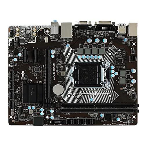 MPGIO FIT FOR MSI B150M Pro-Vd DDR4 LGA 1151 Placa Base es Adecuado para I3 I5 I7 14Nm USB2.0 USB3.0 16GB Placas de Escritorio
