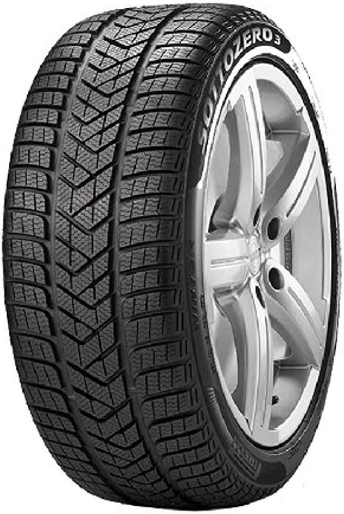 Pirelli winter sottozero 3 xl pneumatico invernale fsl m+s - 245/40r18 97v SZERO3