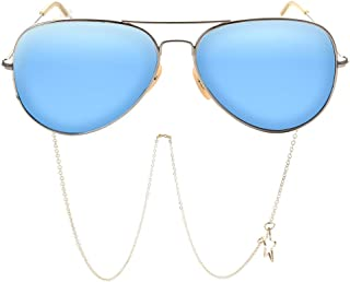 YienDoo Boho Women Eyeglass Chains Anti-skid Hollow Star Glasses Chain Eyeglass Accessories Eyewear Retainer Strap Holder