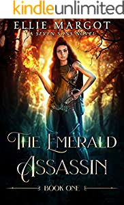 The Emerald Assassin 1巻 表紙画像