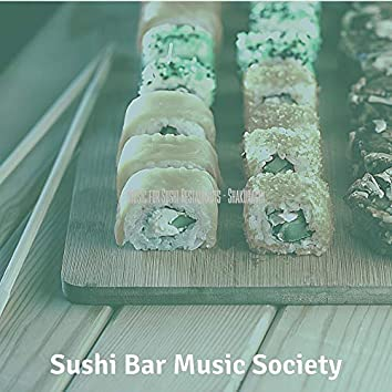 Music for Sushi Restaurants - Shakuhachi