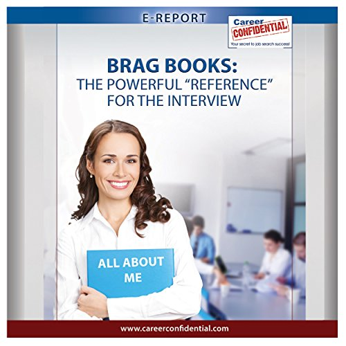 Brag Books audiobook cover art