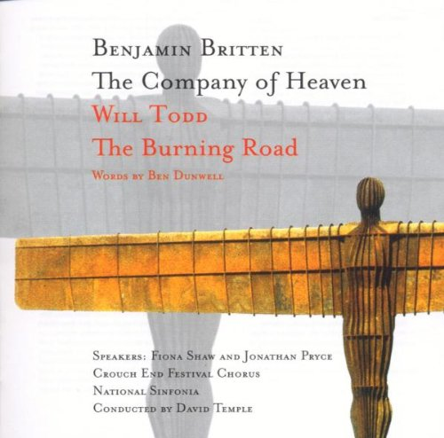 Company of Heaven/Burning Road