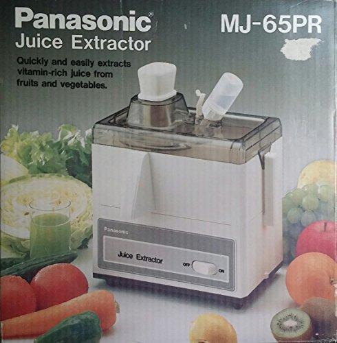 Panasonic Juice Extractor MJ-65PR