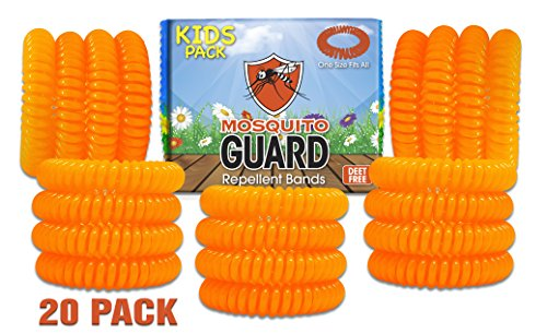 Mosquito Guard Repellent Bands