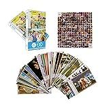 KPOP EXO Cards Set.30PCS EXO Photocards.30PCS EXO Greeting Postcards.280PCS EXO Stickers for Greeting(340PCS)
