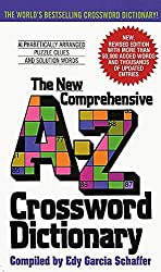 top rated A new comprehensive crossword dictionary from A to Z. 2021