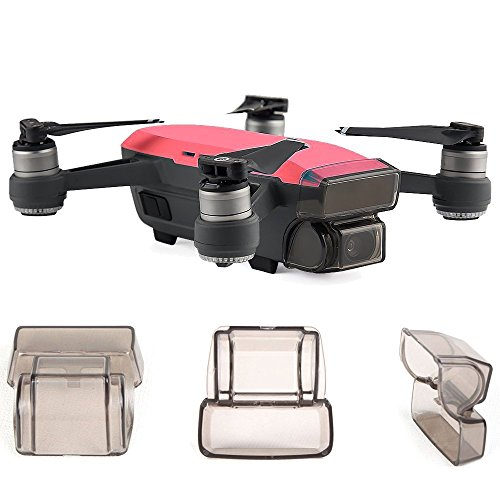 Accessories for DJI Spark Gimbal Lens Cap Camera Cover Protector Guard Protective Bubble Accessory by FSLabs