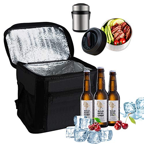 chivving Kühltasche Klein Kuhltaschen Faltbar Mini 10L