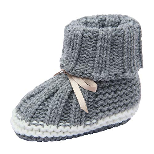 Can Buy Knitted Baby Boy Shoes