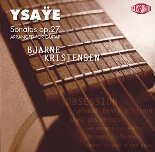 Sonate N 1,N 2,N 4,N 5 Pour Violon Seul Arrangement Pour La Guitare